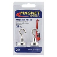Magnetic Hook, #28, 2-Pk.