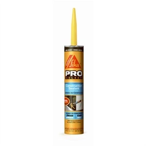 Image of Construction Sealant, Dark Bronze, 10.1-oz. Tube