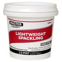 Superior Spackling, Lightweight, 1/2-Pint