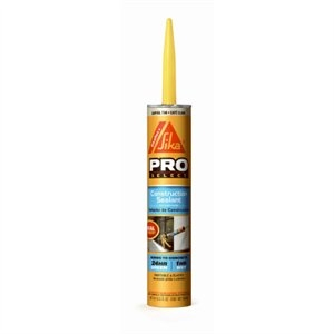 Image of Construction Sealant, Capital Tan, 10.1-oz. Tube
