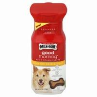 Dog Treats, Good Morning Healthy Skin & Coat, 6-oz.