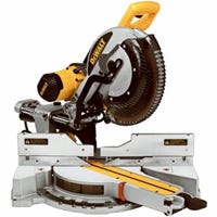 Sliding Miter Saw, Dual Bevel, 15-Amp, 12-In.