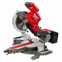 M18 Fuel Sliding Compound Miter Saw, Dual Bevel, 10-In.