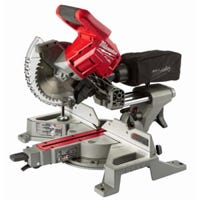 M18 Fuel Sliding Compound Miter Saw, Dual Bevel, 7-1/4-In.