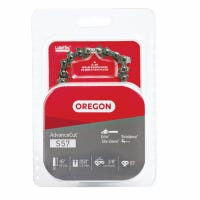 Chainsaw Chain, 91VG Low-Profile Xtraguard Premium C-Loop, 16-In.