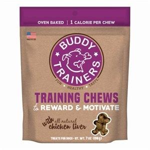Image of Dog Training Treats, Low-Calorie, 7-oz.