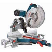 Glide Miter Saw, Dual Bevel, 15-Amp, 12-In.