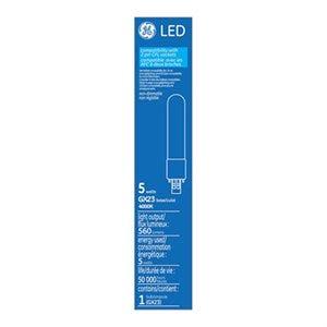 LED Light Bulb, White, 560 Lumens, 5-Watts