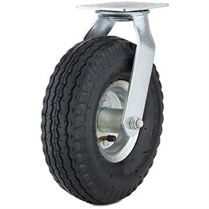 Image of Swivel Caster, Pneumatic Wheel, 12-In.