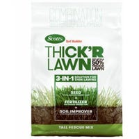 Turf Builder Thick 'R Lawn Tall Fescue Seed, 40-Lbs.