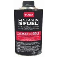 Engine Fuel, 2-Cycle, All-Season, 32-oz.