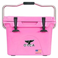 Cooler, Pink, 20-Qt.
