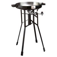 Firedisc Cooker, 22-In. Diam., Black, 36-In.