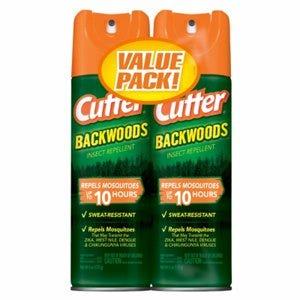 Backwoods Insect Repellent Aerosol, 6-oz., 2-Pk.