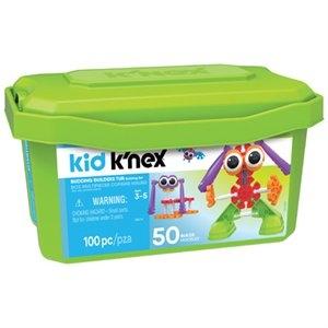 Image of Kid Budding Builders Tub, 100-Ct.