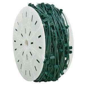 C9 Cord, Green, 1000-Ft. Spool