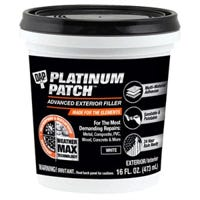 Platinum Patch Exterior Filler, 16-oz.