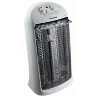 Quartz Heater, Adjustable Thermostat, 750/900-Watt