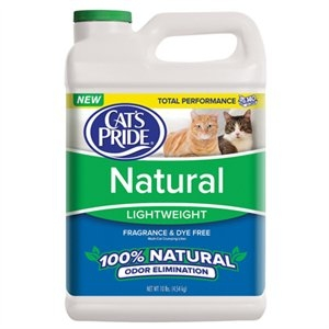 Image of Cat Litter, Natural Clay, 10-Lb. Jug