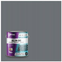 All-In-One Refinishing Paint, Pewter, Gallon