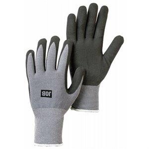 Image of Iridium Nylon Work Gloves, Gray, Men's L