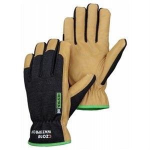 Image of Kobalt Czone II Work Gloves, Black & Tan, Men's XL