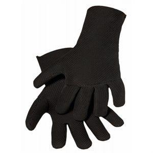 Neoprene Work Gloves, Black Fleece, Men's XL