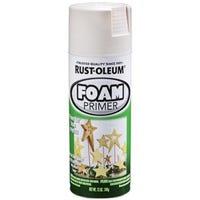 Foam Spray Paint Primer, 12-oz.