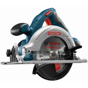 Image of Bare Tool Cordless Circular Saw, 6.5-In., For 18-Volt Lithium-Ion Battery