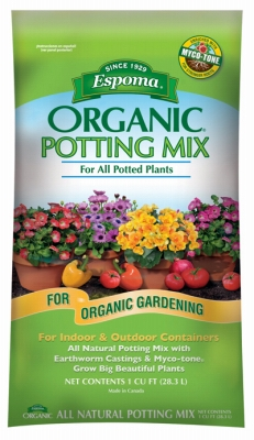 Image of Potting Mix, Organic, 16-Qts.