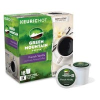 K-Cup Coffee, French Vanilla, 18-Ct.