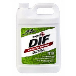 DIF Ultra Liquid Wallpaper Remover, Ready-to-Use, 1-Gal.