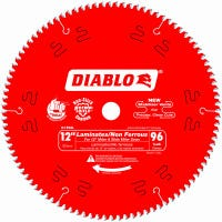 Circular Saw Blade, 96-Tooth, 12-In.