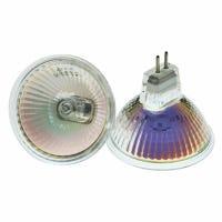 Halogen Bulb Set, MR16, Warm White, 850 Lumens, 50-Watt, 2-Pk.