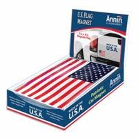 U.S. Patriotic Flag Magnet, 5 x 8-In.