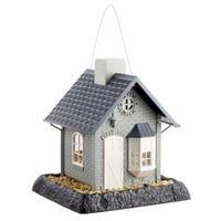 Bird Feeder, Cottage, 5-Lb. Capacity