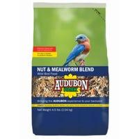Nut & Mealworm Bird Food, 5-Lbs.