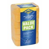 Grout Sponge, Heavy-Duty, 7.5 x 5.5 x 2-In., 6-Pk.