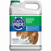 Cat Litter, Lightweight, Baking Soda, 10-Lbs.