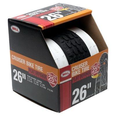 Whitewall Bike Tire, 26-In.