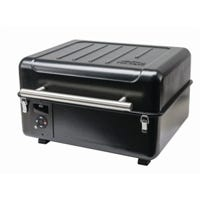 Ranger Wood Fired Grill, Portable, 8-Lb. Hopper, 184-Sq. In.