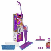 Click N Clean Spray Mop System