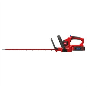 Image of Cordless Hedge Trimmer, 40-Volt & Charger, 24-In.