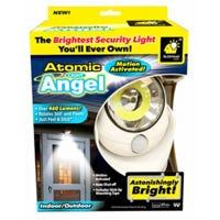 Atomic Beam LED Light Angel, Motion-Activated