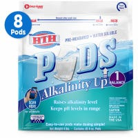 Pool Alkalinity Up Pods, 4-Lbs.