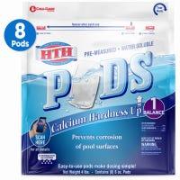Pool Calcium Hardness Pods, 4-Lbs.