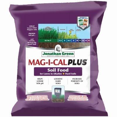 Mag-I-Cal Plus Soil Food, For Alkaline Soil, 5000-Sq. Ft. Coverage