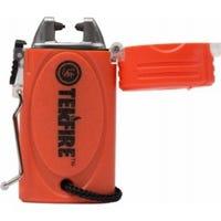 Tekfire Pro Fuel-Free Lighter, Rechargeable, Orange
