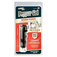 Maximum Strength Pepper Spray, Black Case, 0.54-oz. Gel