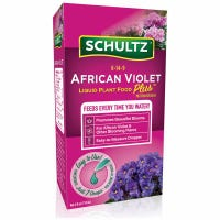 Liquid Plant Food, African Violet, 8-14-9 Formula, 4-oz.